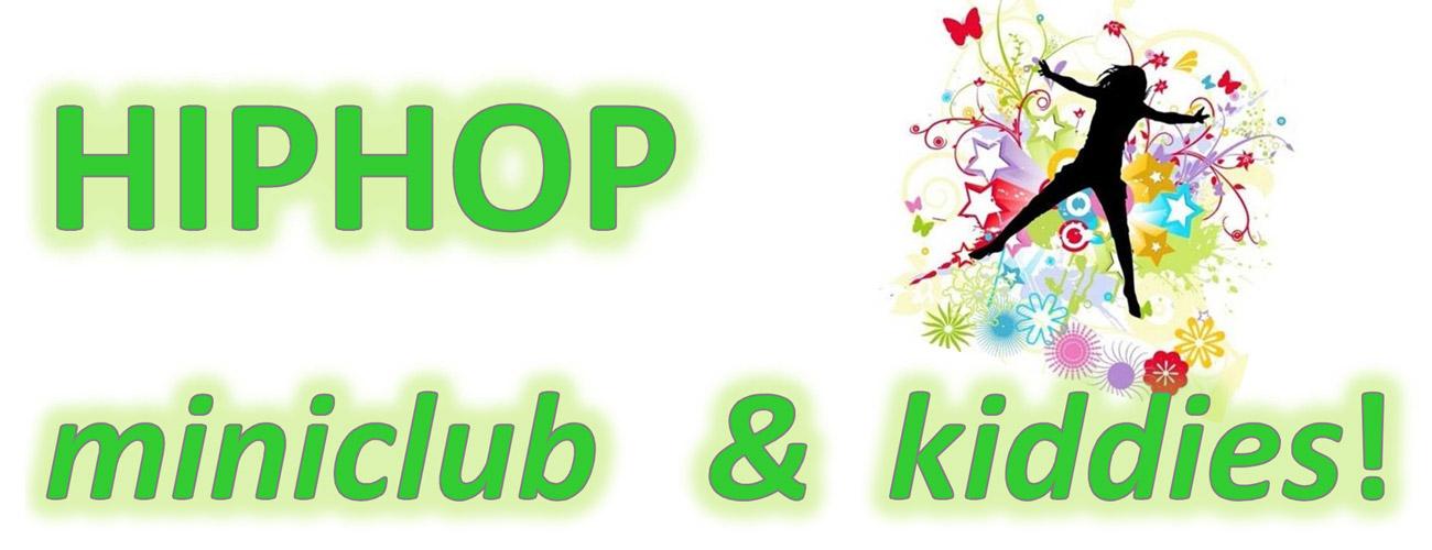 HipHop Kiddies und Miniclub