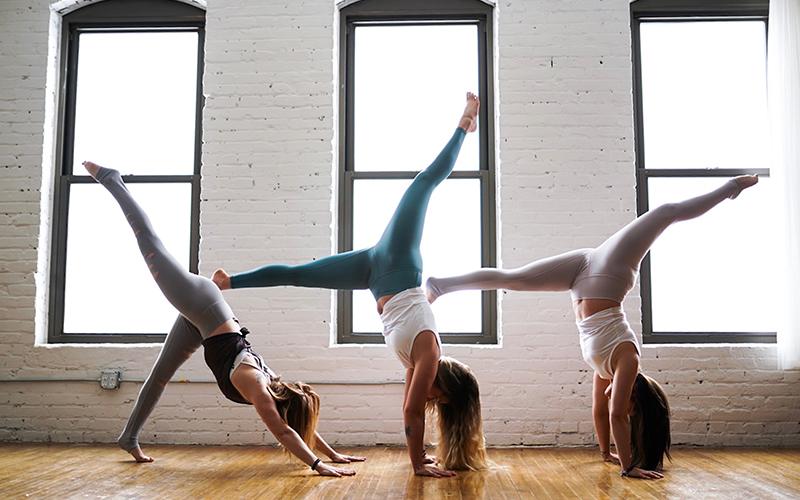 3 Step Handstand Progression